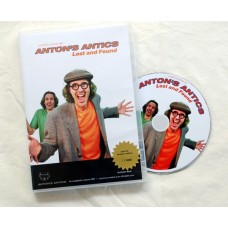 Anton's Antics' Lost and Found DVD